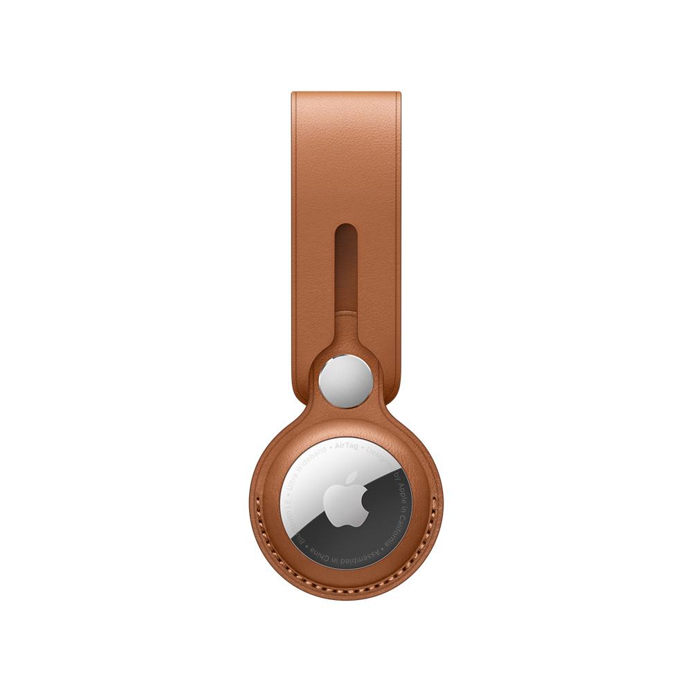 Apple MX4A2ZM/A key ring/case Schlüsselring Braun