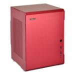 Lian Li PC-Q34 Mini-Tower Red computer case