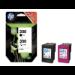 HP CN637EE cartucho de tinta Original Multipack Negro, Cian, Magenta, Amarillo 2 pieza(s)