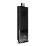 Intel BOXSTK2M3W64CC stick PC 0.9 GHz Black Windows 10
