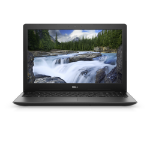 "DELL Latitude 3590 Zwart Notebook 39,6 cm (15.6"") 1920 x 1080 Pixels Intel® 8ste generatie Core™ i5 i5-8250U 8 GB DDR4-SDRAM 256 GB SSD"