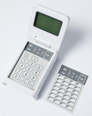 Brother PA-TDU-001 pieza de repuesto de equipo de impresión Pantalla táctil