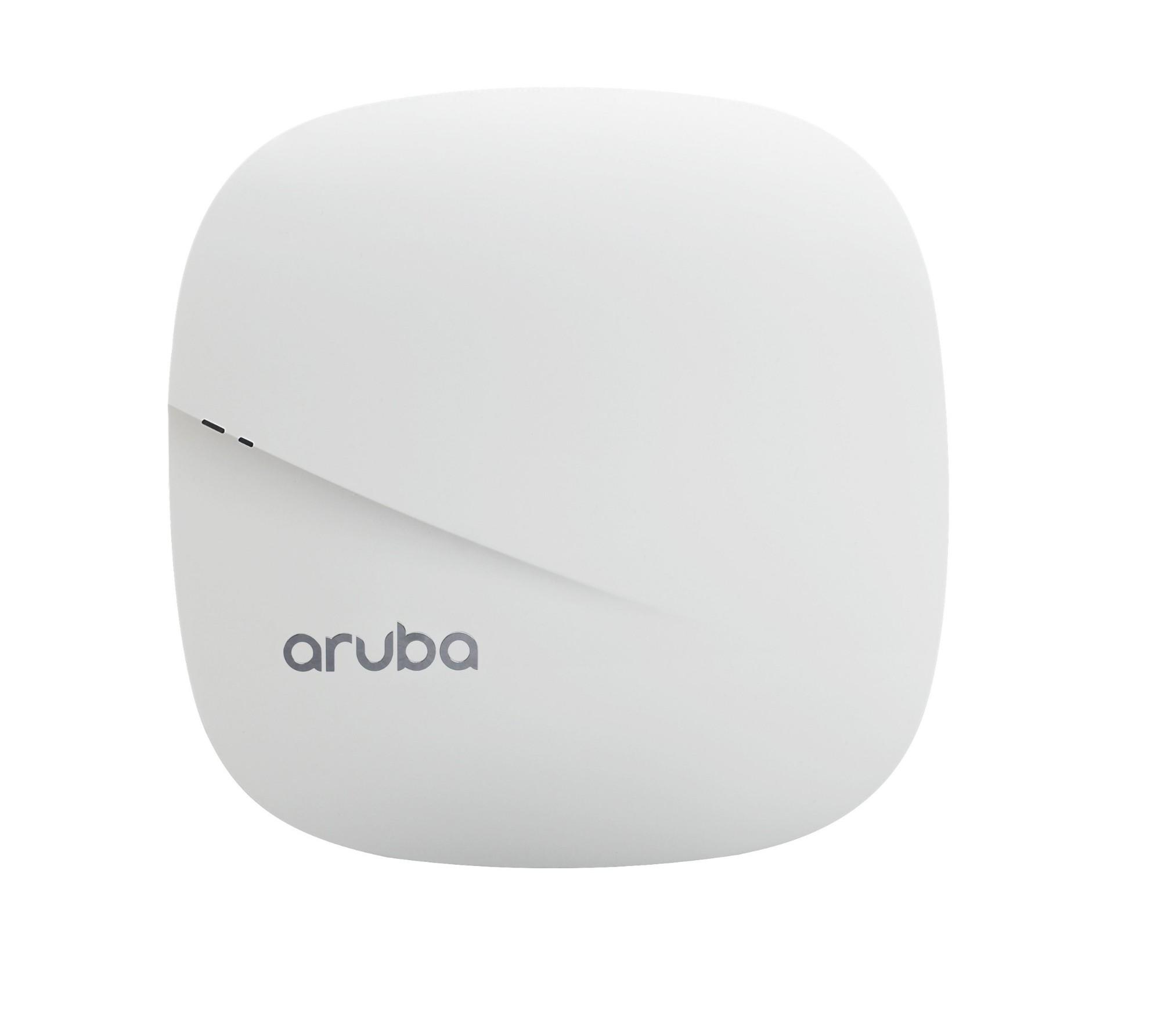 Hewlett Packard Enterprise Aruba Instant IAP-305 (RW) (5x JX945A) WLAN access point 1600 Mbit/s Power over Ethernet (PoE) White