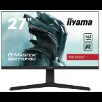 "iiyama G-MASTER GB2770HSU-B1 computer monitor 68.6 cm (27"") 1920 x 1080 pixels Full HD LED Black"