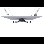 Premier Mounts PDS-FCMA-QL project mount Ceiling Black