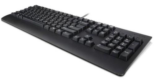 Lenovo Preferred Pro II keyboard USB QWERTY Finnish,Swedish Black