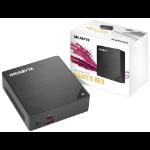 Gigabyte GB-BRi7-8550 UCFF Black BGA 1356 i7-8550U 1.8 GHz