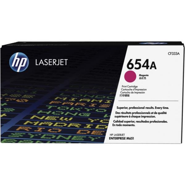 HP CF333A (654A) Toner magenta, 15K pages