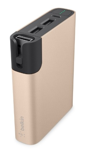 Belkin MIXIT↑ Power RockStar 6600 6600mAh Black,Gold power bank