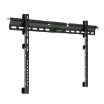 Brateck Economy Ultra Slim Fixed TV Wall Mount for Most 37'-70' LED, LCD Flat Panel TVs, Up to 65kg Weight C