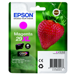 Epson C13T29934022 (29XL) Ink cartridge magenta, 450 pages, 6ml