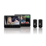 "Lenco DVP-928 portable DVD/Blu-Ray player Portable DVD player Black 22.9 cm (9"") 800 x 480 pixels"