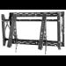 """Peerless DS-VW765-LAND soporte para pantalla de señalización 165,1 cm (65"""") Negro"""