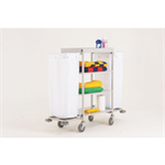 FSMISC MAID TROLLEY WHITE BAGS 306770