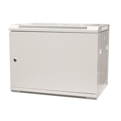 Garbot W02-6409MW rack cabinet 19U Wall mounted rack White