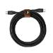 Belkin F8J241BT04-BLK cable USB 1,2 m USB C Negro