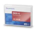 Quantum Data cartridge, DDS-4