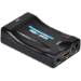 Microconnect MC-SC-HM video cable adapter SCART (21-pin) HDMI Black