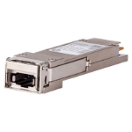 Hewlett Packard Enterprise X140 40G QSFP+ MPO SR4 network transceiver module Fiber optic 40000 Mbit/s QSFP+ 850 nm