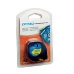 DYMO 91202 (S0721620) DirectLabel-etikettes, 12mm x 4mZZZZZ], S0721620