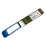 Hewlett Packard Enterprise X140 40G QSFP+ LC LR4 SM 10km 1310nm network transceiver module Fiber optic 40000 Mbit/s QSFP+