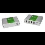 Icron Ranger 2304 KVM extender Transmitter & receiver