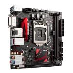 ASUS B150I PRO GAMING/AURA Intel B150 LGA 1151 (Socket H4) Mini ITX motherboard