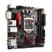 ASUS B150I PRO GAMING/AURA Intel B150 LGA1151 Mini ITX motherboard