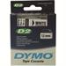 Dymo 61211 (S0721090) DirectLabel-etikettes, 12mm x 10m