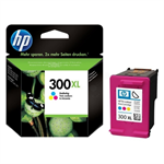 HP 300XL - Print cartridge - 1 x colour 440 pages - CC644EE#UUS