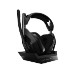 ASTRO Gaming A50 Headset Head-band Schwarz, Gold