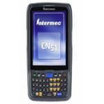 "Intermec CN51 4"" 480 x 800pixels Touchscreen 350g Black handheld mobile computer"