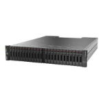 Lenovo DS4200 SFF SAS DUAL CONTR disk array Rack (2U) Black, Stainless steel