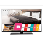 "LG 32LX761H 32"" Full HD 300cd/m² Smart TV Black 20W hospitality TV"