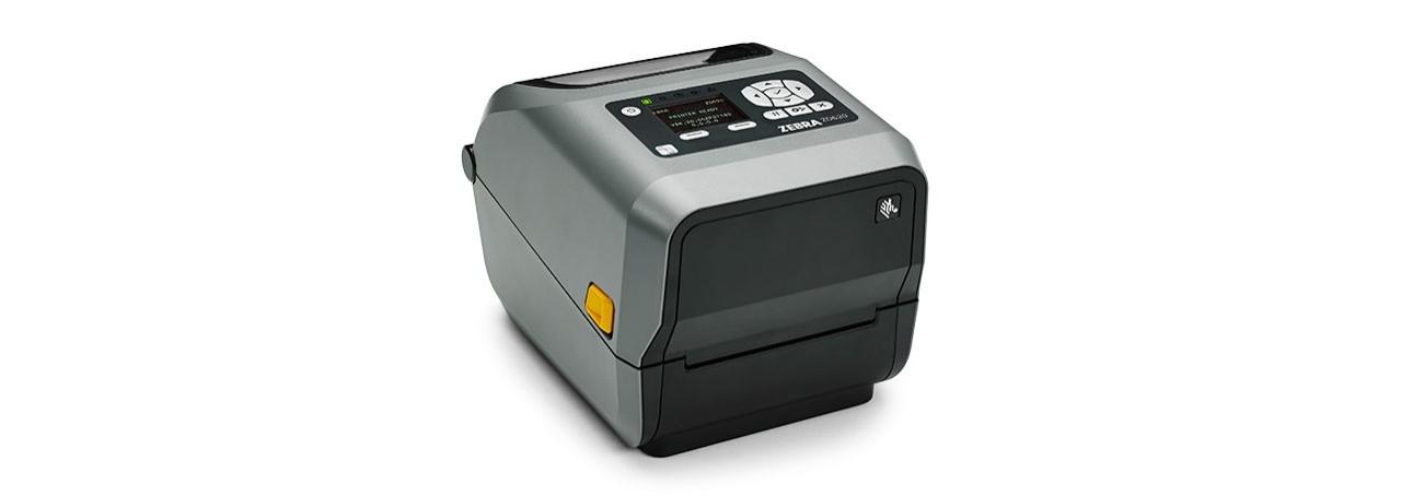 Zebra ZD620 impresora de etiquetas Transferencia térmica 203 x 203 DPI Inalámbrico y alámbrico