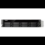 QNAP TS-853BU NAS Rack (2U) Ethernet LAN Black