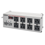 "Tripp Lite ISOBAR8ULTRA Isobar Surge Suppressor 8 AC outlet(s) 120 V White 145.7"" (3.7 m)"