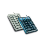 Cherry Keypad G84-4700, US-English, light grey USB Grey keyboard G84-4700LUCUS-0
