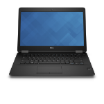 "DELL Latitude E7470 Notebook 35.6 cm (14"") 1920 x 1080 pixels 6th gen Intel® Core™ i5 8 GB DDR4-SDRAM 256 GB SSD Wi-Fi 5 (802.11ac) Windows 10 Pro Black"