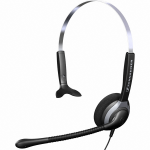 Sennheiser SH 230 Monaural Head-band Black,Silver headset
