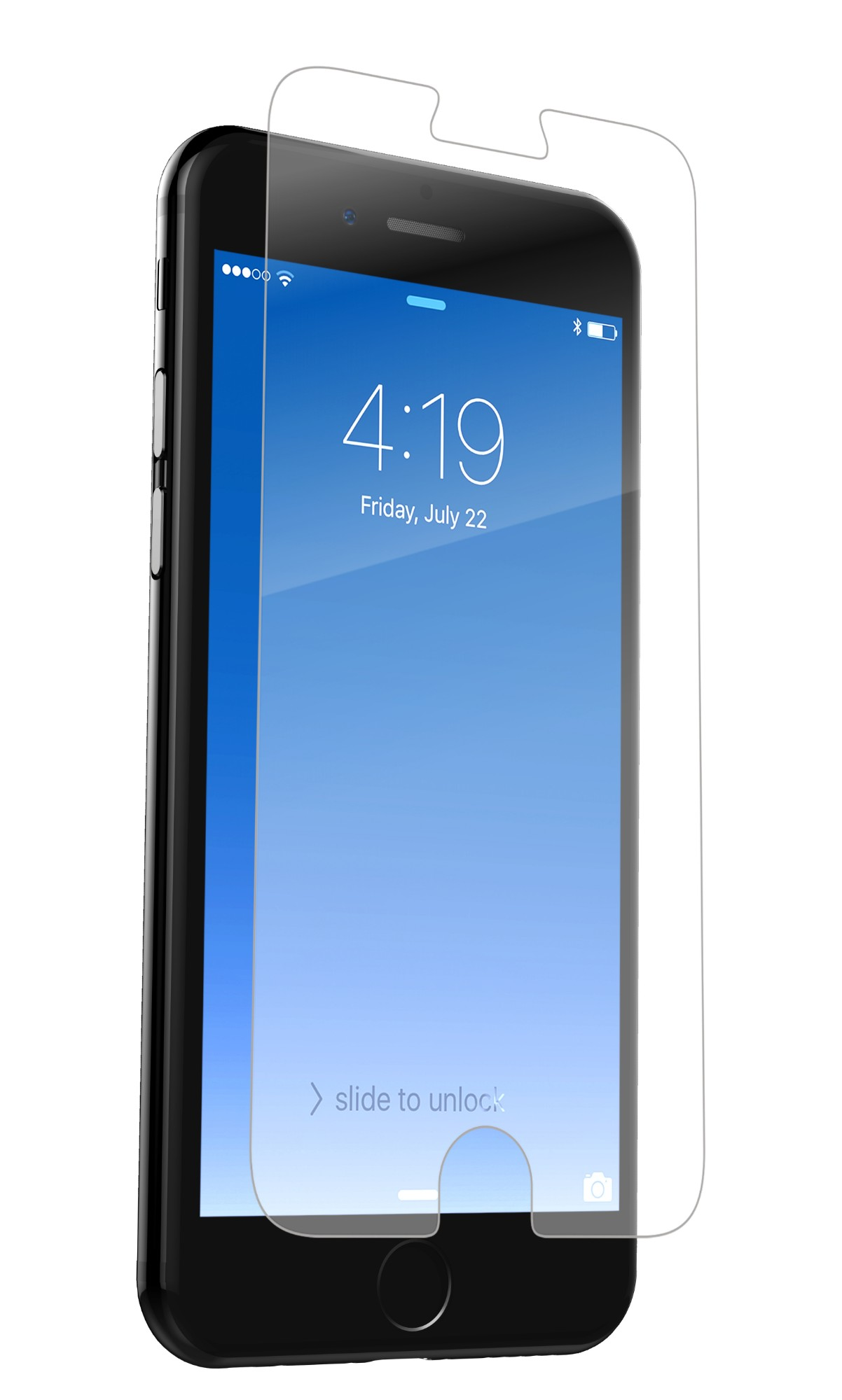 InvisibleShield Glass+ Clear screen protector Mobile phone/Smartphone Apple iPhone 7/6s/6