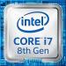 Intel Core ® ™ i7-8086K (12M Cache, up to 5.00 GHz) processor 4 GHz Box 12 MB Smart Cache