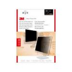 "3M PF201W1B 20.1"" Monitor Frameless display privacy filter"