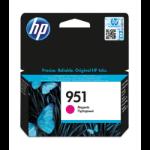 HP CN051AE (951) Ink cartridge magenta, 700 pages, 11ml