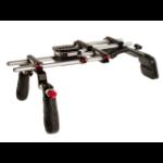 SHAPE DSLRKN2 Black, Red, Silver camera rig