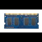 HP 4GB PC3-12800 memory module DDR3 1600 MHz