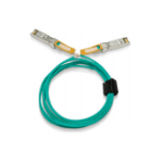 Mellanox Technologies MFA2P10-A010 fibre optic cable 10 m SFP28 Turquoise