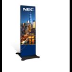 "NEC Direct View LED LED-A025i 198.1 cm (78"") Totem design Black"