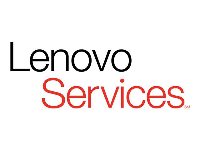 Lenovo 5WS7A01652 extensión de la garantía