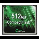 CoreParts MMCF/512-2000 memory card 0.512 GB CFast 2.0